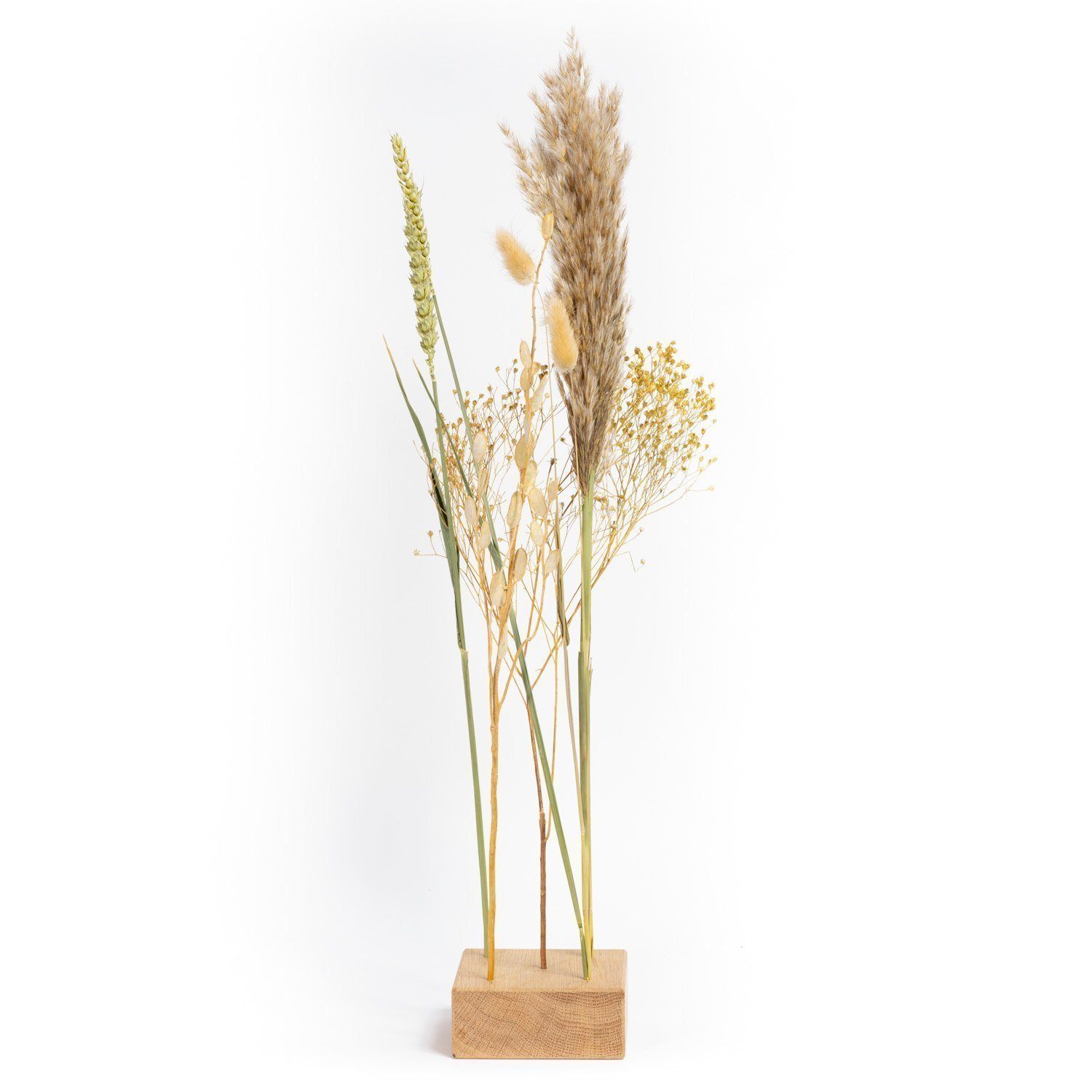 Eco Dried Decoration : Dry Flower Set (Height: ca. 55 cm)